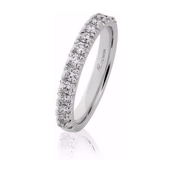 Custom Wedding Ring - Sydney CBD