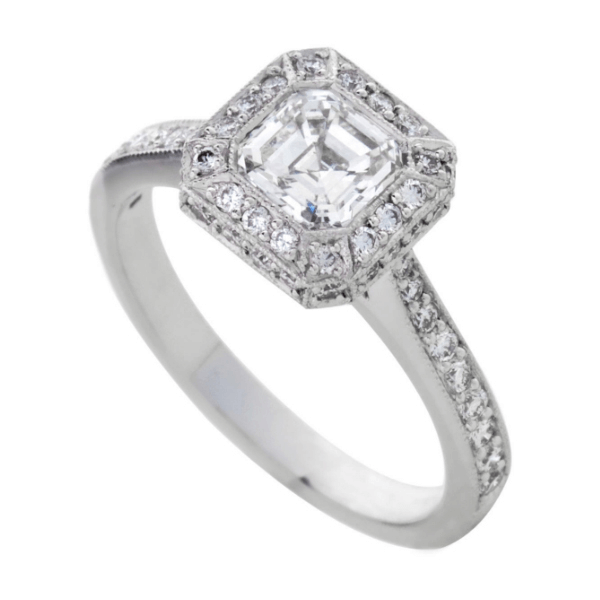 Custom Engagement Ring - Sydney CBD