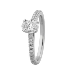 Custom Engagement Ring - Sydney CBD Oval - GIA Certified: 6173993243