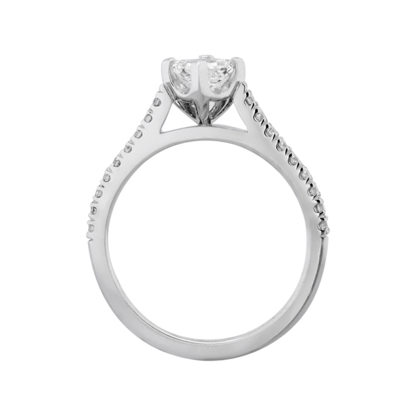 Custom Engagement Ring - Sydney CBD Princess