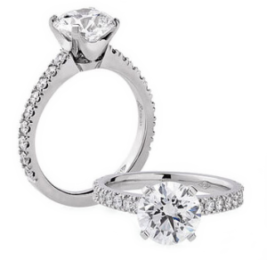 custom diamond jewellery handmade in the heart of Sydney CBD
