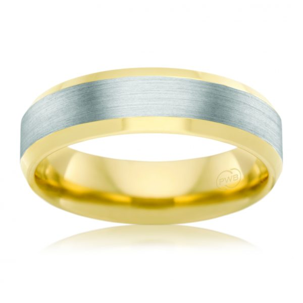 AE Design Jewellery - 2TJ4088BB Wedding Band