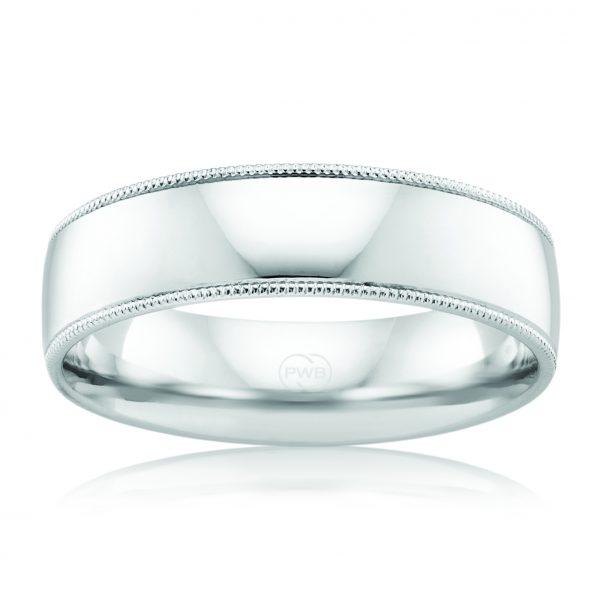 AE Design Jewellery - B1549 Wedding Band