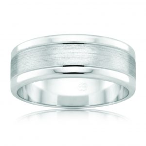 AE Design Jewellery - F2702 Wedding Band