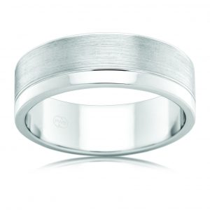 AE Design Jewellery - F3474 Wedding Band