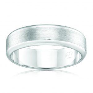 AE Design Jewellery - F3511 Wedding Band