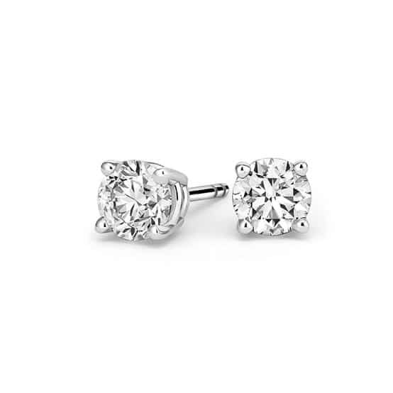 Diamond Stud Earrings - AE Designs